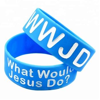 wristbandbracelet, Wristbands, whatwouldjesusdowwjd, Silicone